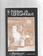 Folklore De Champagne N° 76 à Montmort Au Début Du Siècle - Libri, Riviste, Fumetti