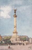 Gironde : BORDEAUX : Le Monument Des Girondins - édit. Oilette - Bordeaux