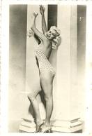 (LES VINS COURTOIS  )( JAYNE MANSFIELD ) ( N 21 ) - Femmes Célèbres
