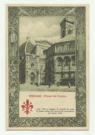 FIRENZE - PIAZZA DEL DUOMO - NV  FP - Firenze (Florence)
