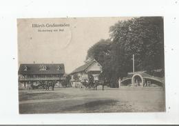 ILLKIRCH - GRAFENSTADEN  3082   NIEDERBURG MIT HOF - Francia
