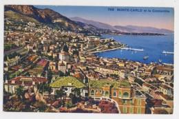 AI73 Monte Carlo Et La Condamine - Monaco