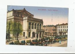 BUCURESTI TEATRU NATIONAL 1915 - Romania