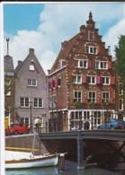 AN30 Amsterdam, Oudezijds Voorburgwal, Schilderachtig Amsterdam - Amsterdam