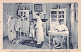 619 Knocke Sur Mer Oeuvre Nationale De L Enfance Colonie Pesage Et Mesurations - Knokke
