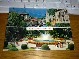 147507 Cartolina Di Vittorio Veneto - Treviso
