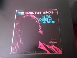Disque 33 Tours Burl Ives - 1956 - Jazz