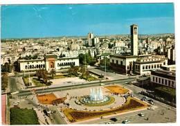 CASABLANCA - PLACE DES NATIONS - UNIES  (MAROCCO) - Casablanca