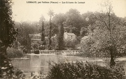 Buxerolles Lessart 86180 Les écluses 403CP02 - Buxerolles