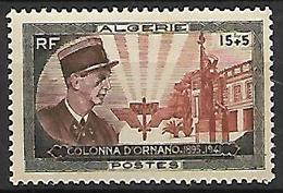 ALGERIE     -   1951 .   Y&T N° 286 **.   Colonel  D' Ornano - Algerien (1924-1962)