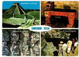 CHICHE ITZA  (MEXICO) - Messico