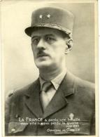 (GENERAL DE GAULLE )( FRANCE ) - Personnages Historiques