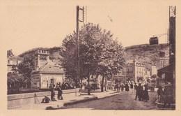 VILLEFRANCHE DE ROUERGUE PLACE DE LA REPUBLIQUE (dil428) - Villefranche De Rouergue