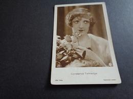 Artiste ( 89 )  Acteur De Cinema  Ciné  Film  Filmster  :  Constance Talmadge - Attori