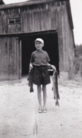 ¤¤  -  Clichés D'un Pêcheur En 1957  -  Pêche à La Ligne  -  Poisson , Brochet  -  Voir Description     -  ¤¤ - Pesca