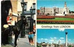 LONDOM - GREETINGS (INGHILTERRA) - Gibilterra
