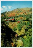JAPAN         TRAIN- ZUG- TREIN- TRENI- GARE- BAHNHOF- STATION- STAZIONI   2 SCAN  (NUOVA) - Trenes