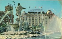 MADRID - FUENTE (SPAGNA) - Madrid
