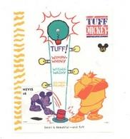 Topolino E Gambadilegno Mickey Series Disney NEVIS 6 $ 65° TUFF SHEET MNH - Disney
