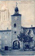26 CHATILLON EN DIOIS - Place De La République - Châtillon-en-Diois