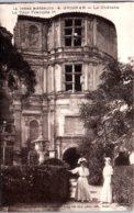 26 GRIGNAN - Le Château - La Tour François 1er - Grignan