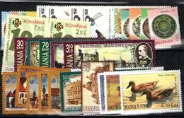 Rumanía Nº 5200/34 - Nuevos