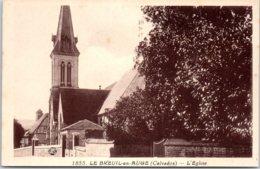 14 LE BREUIL EN AUGE - L'église - Autres Communes