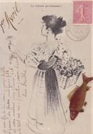 Léon Pousthomis - La Violette Qu'embaume! - Illustrateurs & Photographes