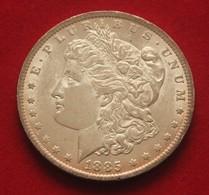 """USA. 1885 1 Dollar """"Morgan Dollar"""". Uncirculated - Emissioni Federali"""