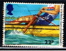 (GR 755) GREAT BRITAIN  // YVERT 1232 // 1986 - 1952-.... (Elisabetta II)