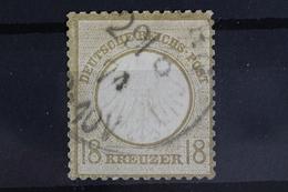 Deutsches Reich, MiNr. 11, Gestempelt, BPP Signatur - Germany