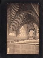 76 MONTCAUVAIRE Près Clères -COLLEGE DE NORMANDIE Intérieur De La Chapelle.CPA 1940 EDIT Phototypie LECERF  N°6 - France