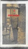 Oorlog Guerre Gaston Boeykens Buggenhout Soldaat  Gesneuveld Te Soltau / D Nov 1918 Geniekorps Bidprentje Molenbeek - Images Religieuses