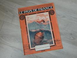 PAYS DE FRANCE N°55. 04/11/15. MINE SOUS MARINE. OUDECAPELLE.  DIVISION MAROCAINE. BALLON SAUCISSE. PROJECTILE. - Français