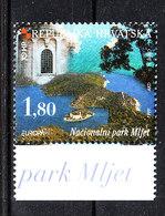 Croazia  - 1999.  Europa. Parco Nazionale Mljet. Mljet National Park. MNH - Protezione Dell'Ambiente & Clima