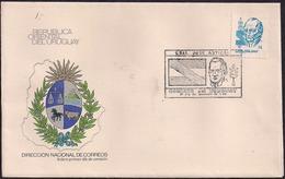 Uruguay - 1982 - FDC - Artigas - Uruguay