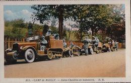 1640   39    45   CAMP  DE  MAILLY  NON  ECRITE - Guerra 1939-45