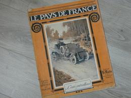 PAYS DE FRANCE N°73. 9/3/16. AUTO MITRAILLEUSE. SALONIQUE. VERDUN. MOGEVILLE. BEZONVAUX. SAMOGNEUX. DOUAUMONT...REIMS. - Français