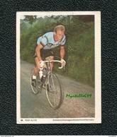 Carte Cyclisme - N° Rudi Altig - 6x8 Cm - Cyclisme