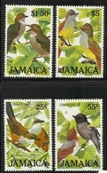 JAMAICA  1986  BIRDS  SET  MNH - Oiseaux
