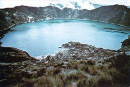 1 AK Ecuador * Der Kratersee Quilotoa - Der Westlichste Vulkan In Den Ecuadorianischen Anden * - Ecuador