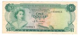 Bahamas 1 Dollar 1974. XF. - Bahamas