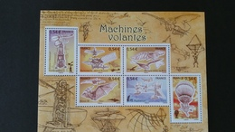 France Timbre Bloc NEUF N° BF103 - Machines Volantes - Année 2006 - Blocchi & Foglietti