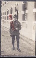 Au Plus Rapide Carte Photo Un Cocard Pour Le Chasseur Alpin Du 25 ème Bataillon 25è BCA - Régiments