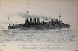 CPA. - Bateaux > Guerre > MARINE NATIONALE L' ESNEST-RENAN , 13.680 Tonnes - TBE - Krieg