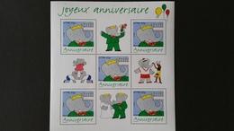 France Timbre Bloc NEUF N° BF100 - Joyeux Anniversaire - Année 2006 - Blocchi & Foglietti