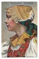 CPA Costume MOZAVE  - Illustrateur J. KOUDELKA - Moldavia