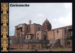 1 AK Kolumbien * Coricancha War Der Wichtigste Tempel In Der Inka-Hauptstadt Cusco, Heute Von Einem Kloster überbaut * - Kolumbien