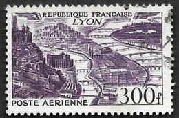 FRANCE  1949  -  PA 26 - Lyon  - Oblitéré - Cote  13e - Aéreo