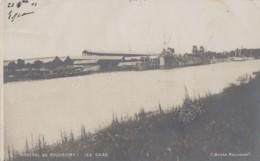 Rochefort-sur-Mer 17 -  Arsenal - Les Cales - C. Barbe - 1901 - Rochefort